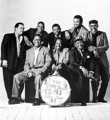 Nice wallpapers The Dirty Dozen Brass Band 360x391px