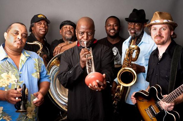 Images of The Dirty Dozen Brass Band | 617x409