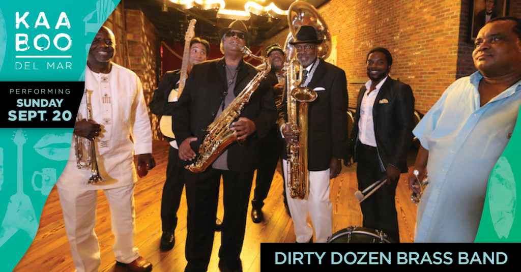 The Dirty Dozen Brass Band Pics, Music Collection