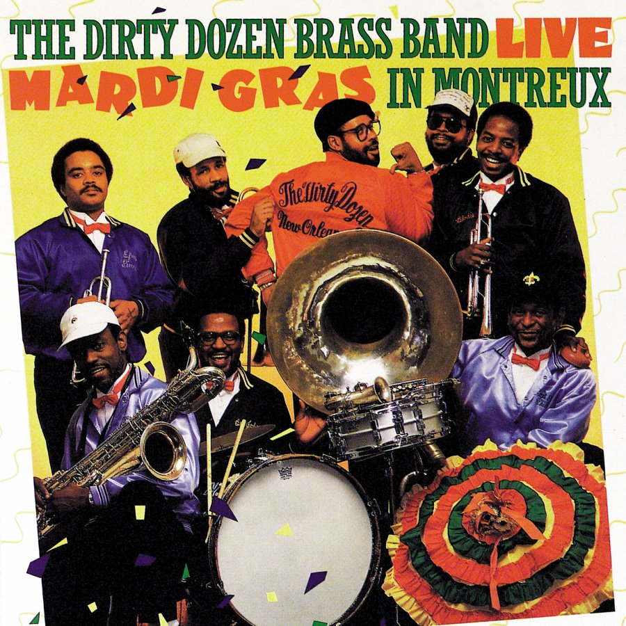 Nice Images Collection: The Dirty Dozen Brass Band Desktop Wallpapers