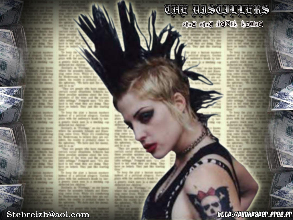 The Distillers Backgrounds, Compatible - PC, Mobile, Gadgets| 1024x768 px