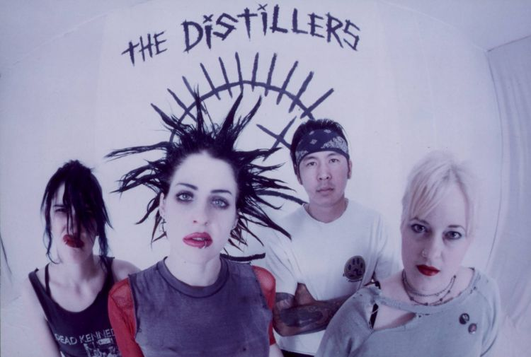 750x505 > The Distillers Wallpapers