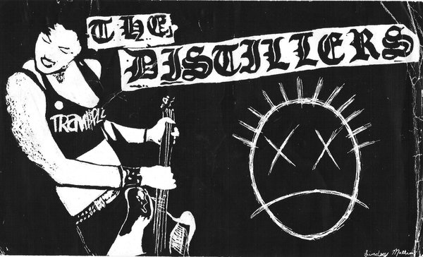 The Distillers Pics, Music Collection