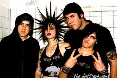 The Distillers #22