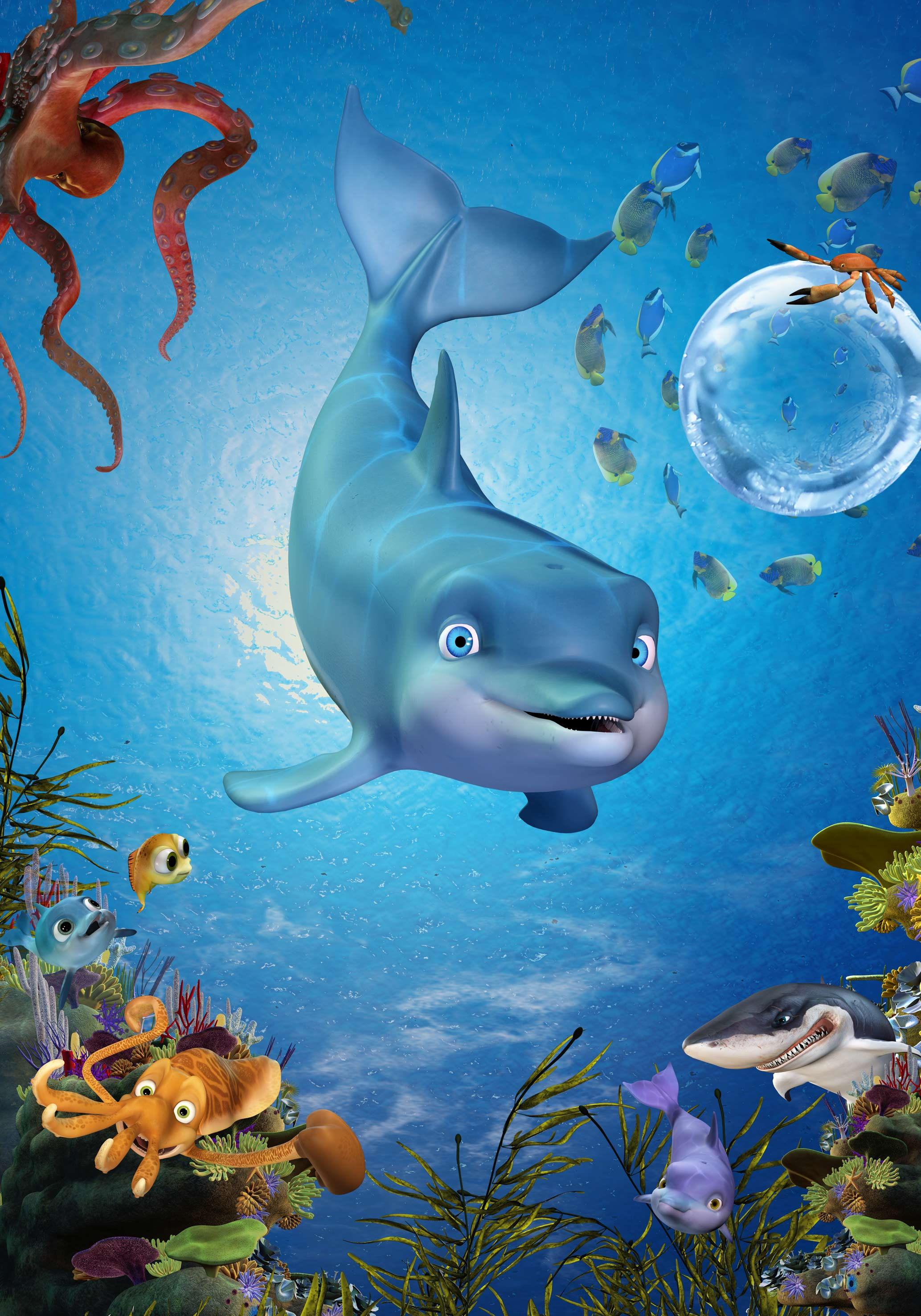 Amazing The Dolphin Pictures & Backgrounds
