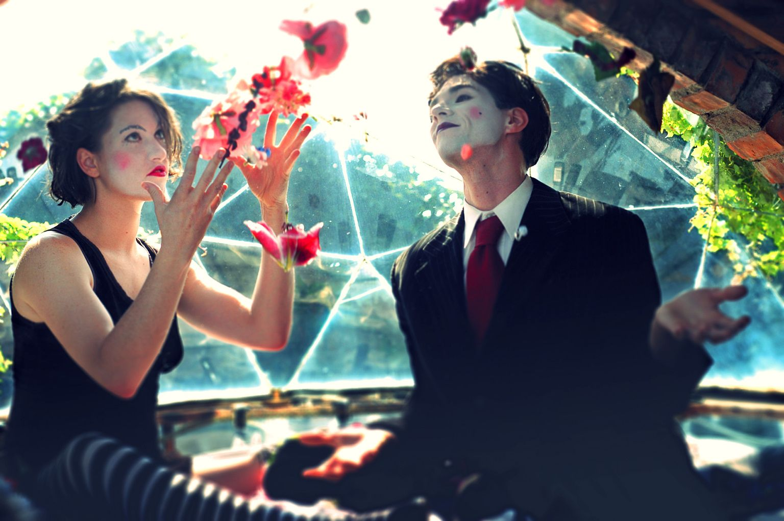 HD Quality Wallpaper | Collection: Music, 1536x1021 The Dresden Dolls