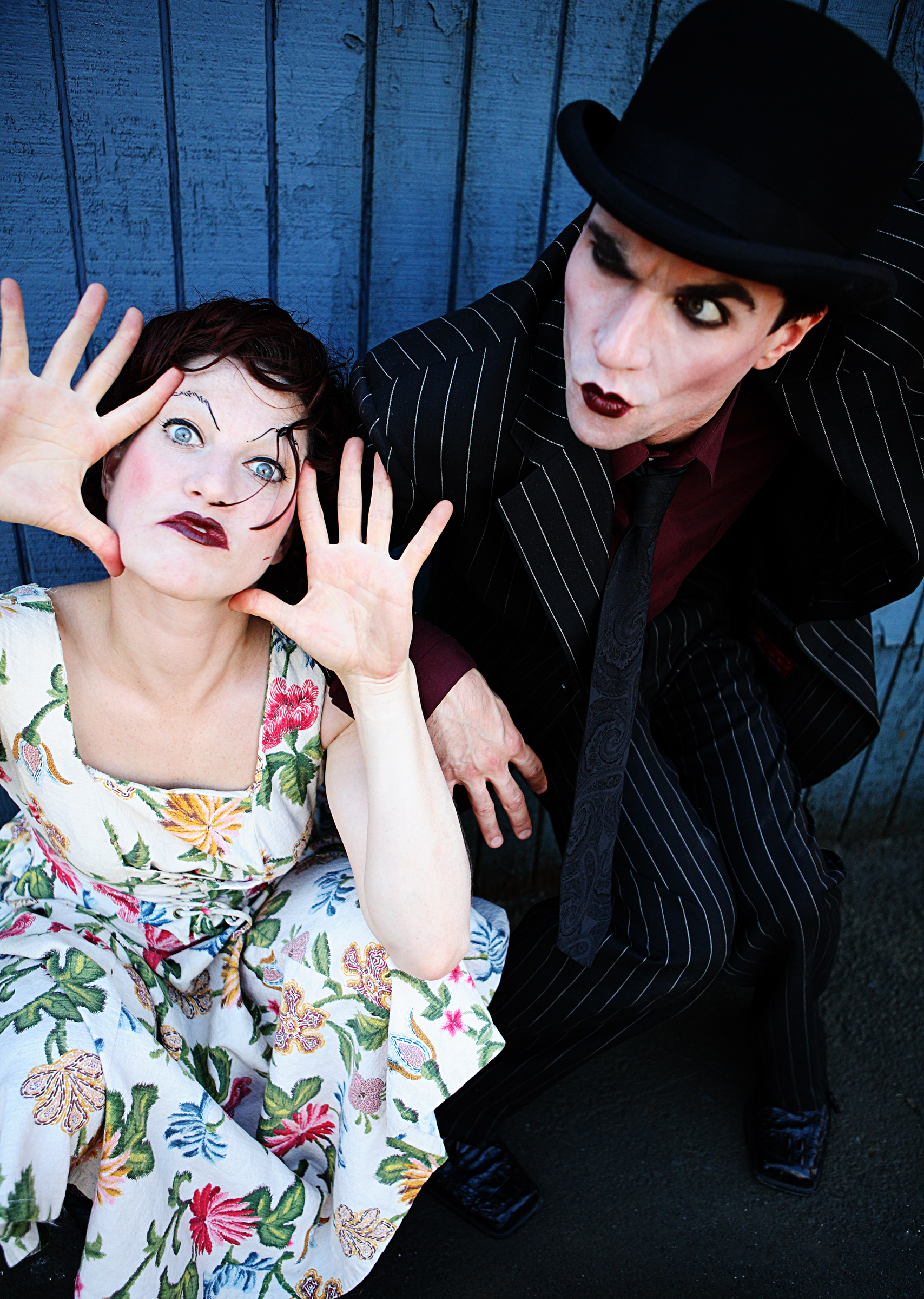Nice wallpapers The Dresden Dolls 1708x2400px