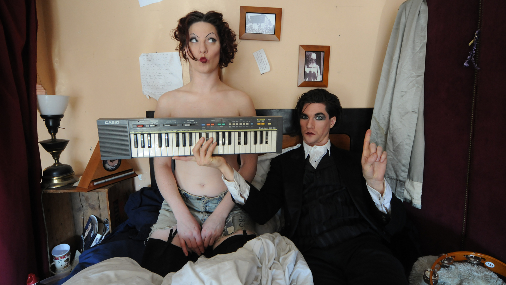 HD Quality Wallpaper | Collection: Music, 1920x1080 The Dresden Dolls
