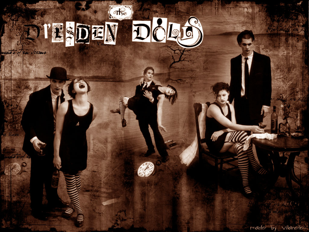 HQ The Dresden Dolls Wallpapers | File 200.65Kb