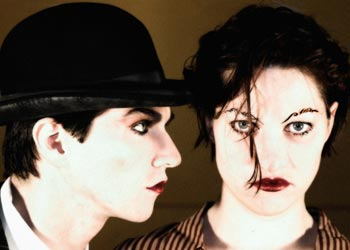 HD Quality Wallpaper | Collection: Music, 350x250 The Dresden Dolls