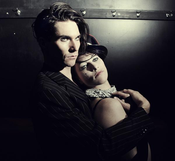 HD Quality Wallpaper | Collection: Music, 600x552 The Dresden Dolls