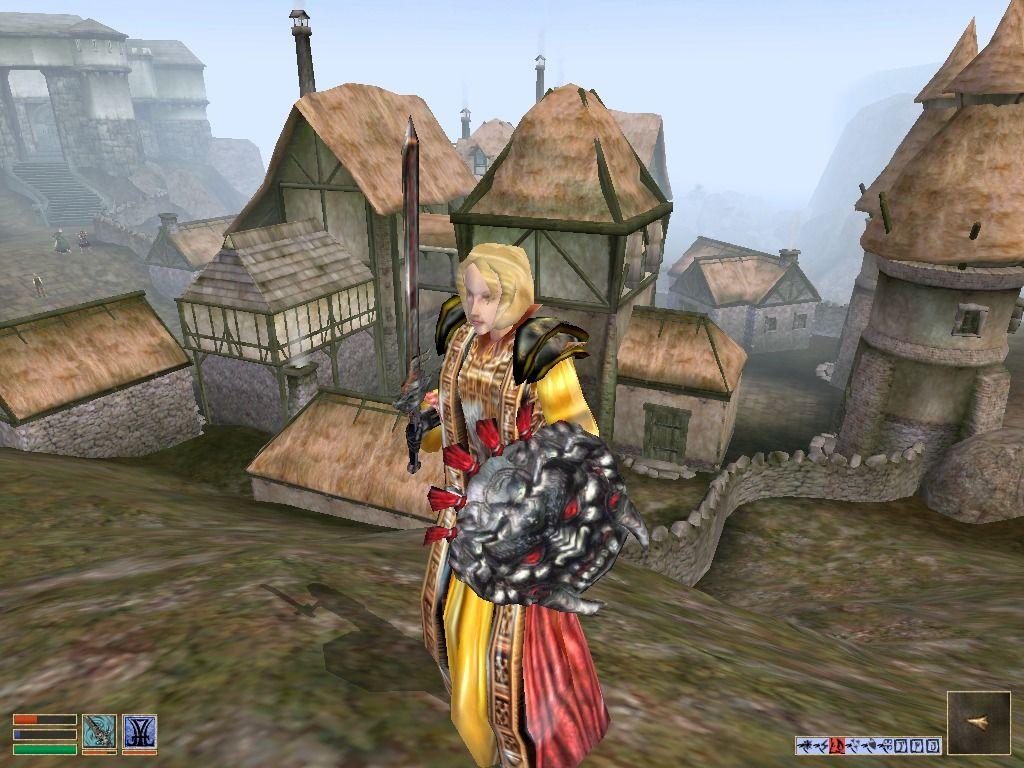 View Morrowind Wallpaper 4K Background
