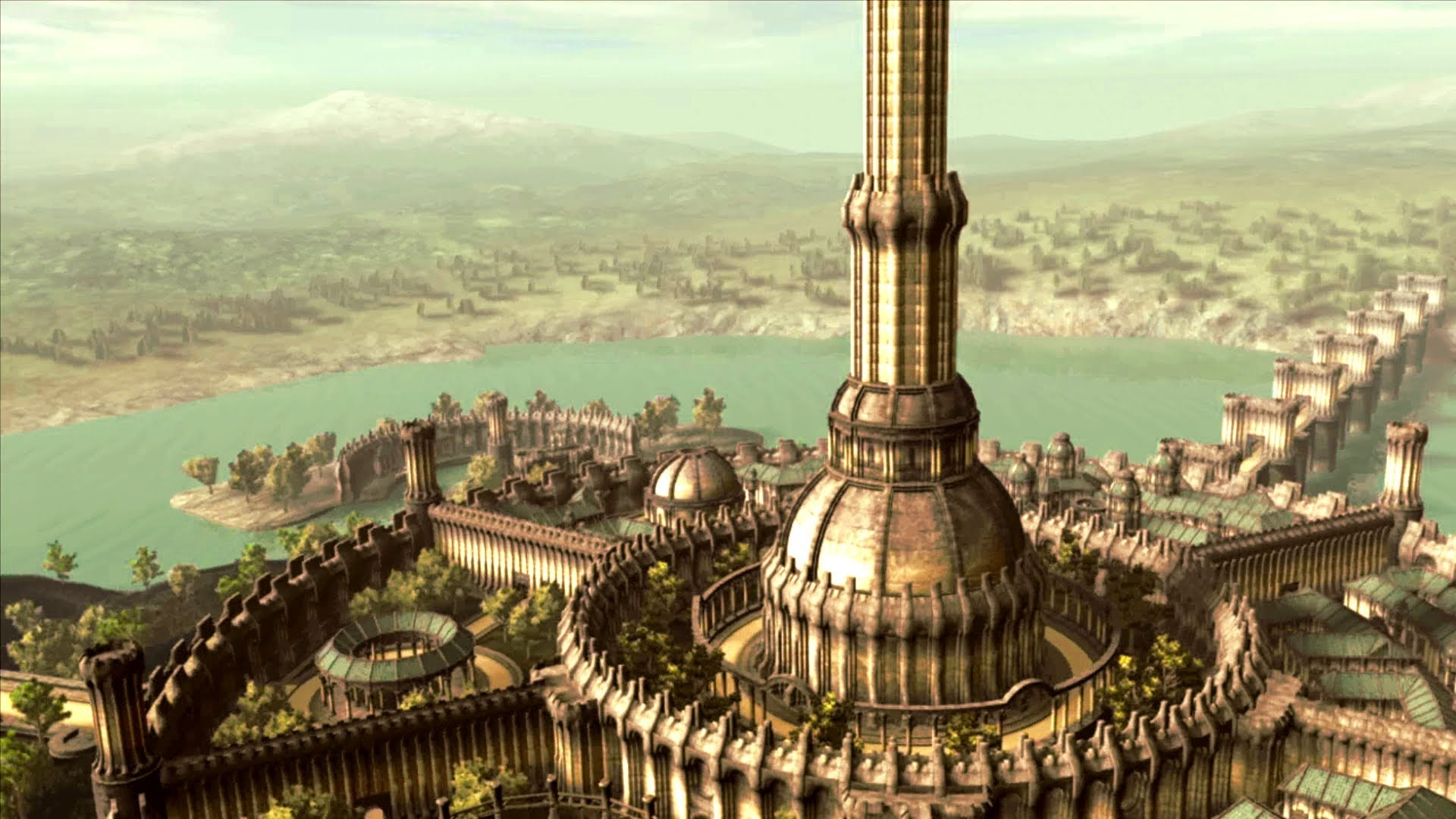 The Elder Scrolls Iv Oblivion Wallpapers Video Game Hq The