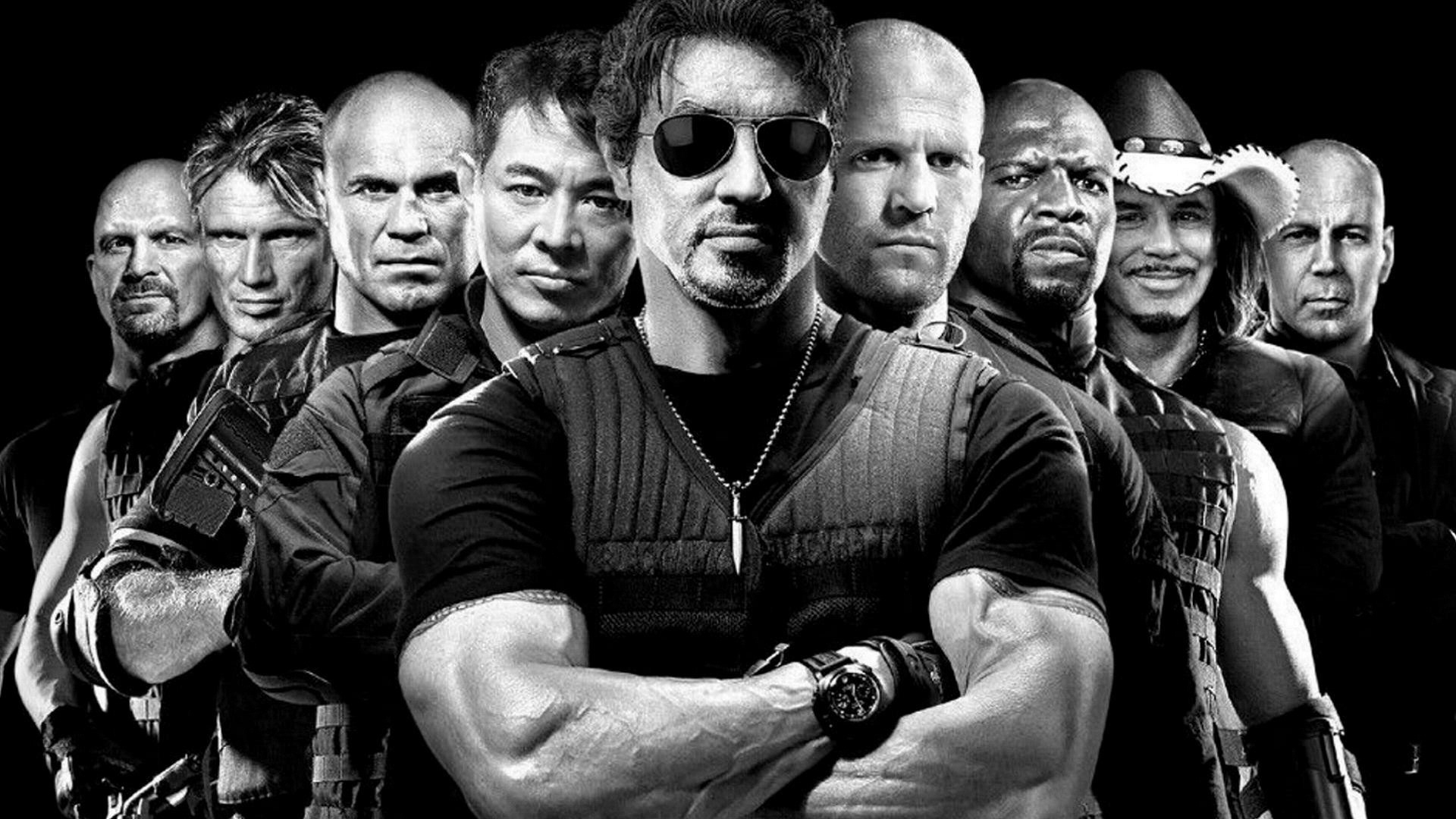 High Resolution Wallpaper | The Expendables 1920x1080 px