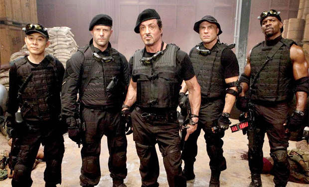 Images of The Expendables | 620x375