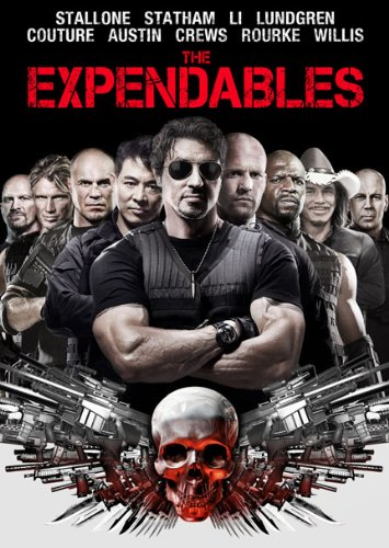 Nice wallpapers The Expendables 355x500px