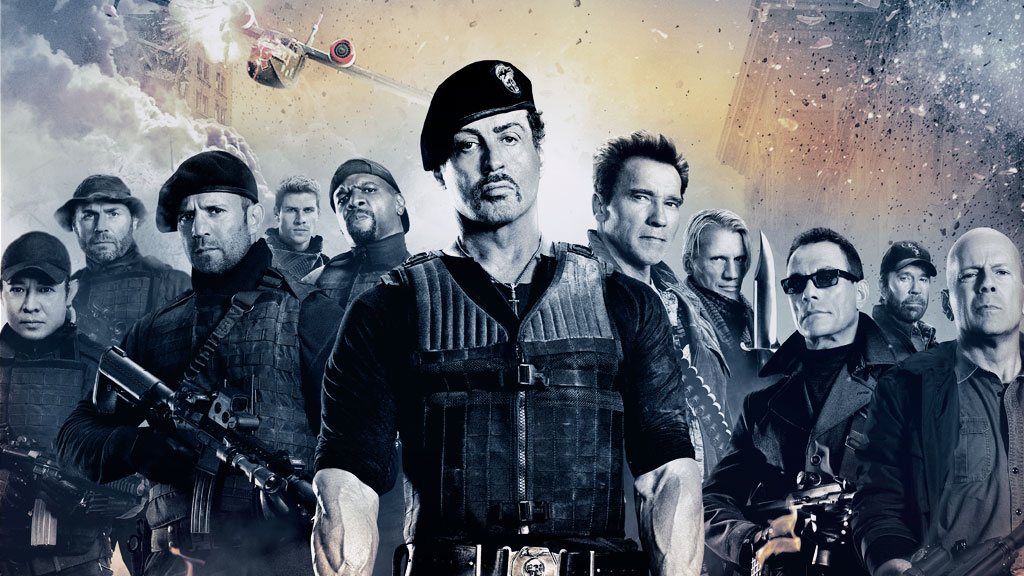 The Expendables Backgrounds on Wallpapers Vista