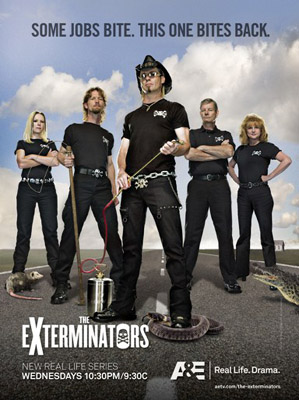 Nice wallpapers The Exterminators 299x400px