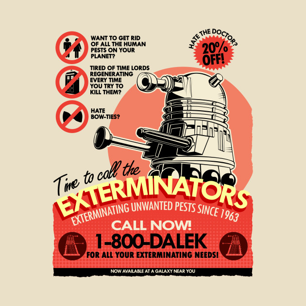 HD Quality Wallpaper | Collection: Cartoon, 630x630 The Exterminators