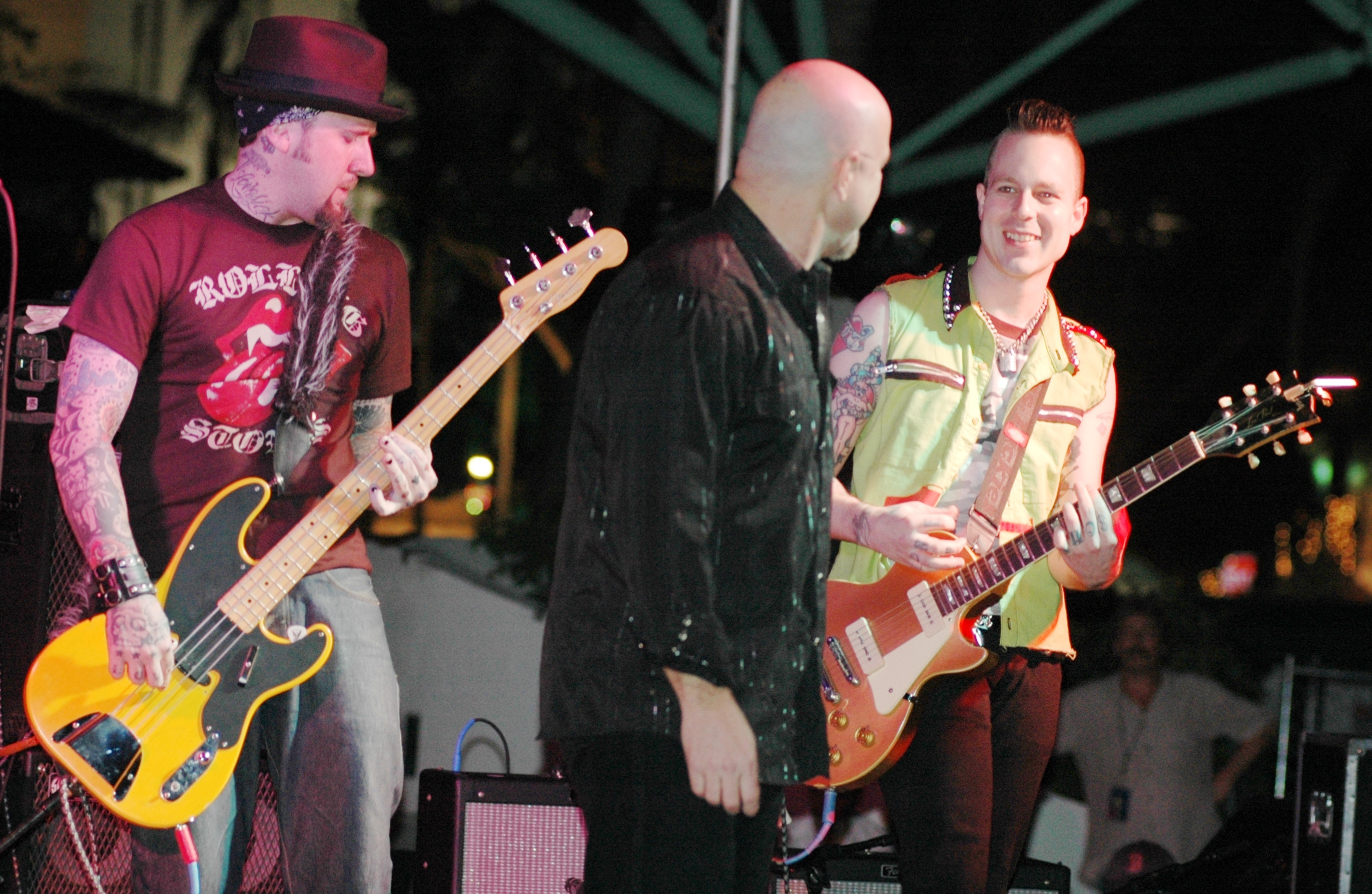 Nice wallpapers The Fabulous Thunderbirds 2746x1790px