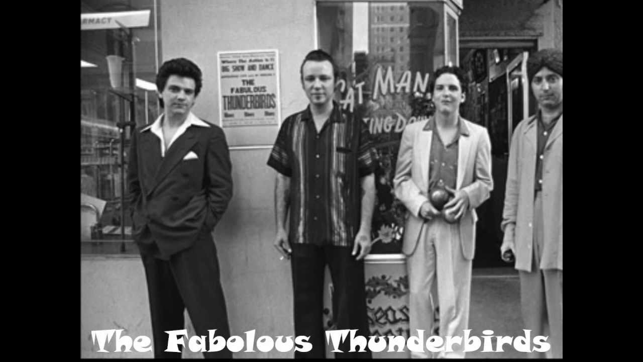 Images of The Fabulous Thunderbirds   1280x720