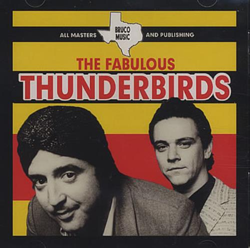Amazing The Fabulous Thunderbirds Pictures & Backgrounds