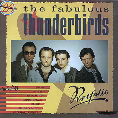 The Fabulous Thunderbirds High Quality Background on Wallpapers Vista