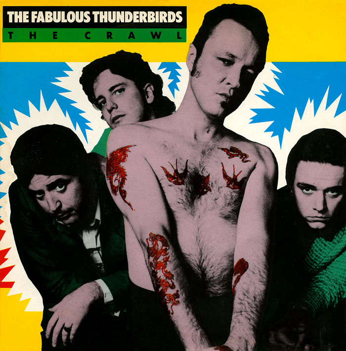 HD Quality Wallpaper   Collection: Music, 700x711 The Fabulous Thunderbirds