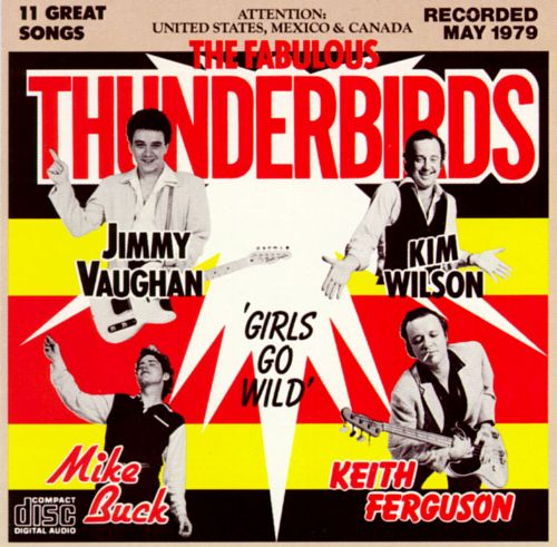 HD Quality Wallpaper   Collection: Music, 500x491 The Fabulous Thunderbirds