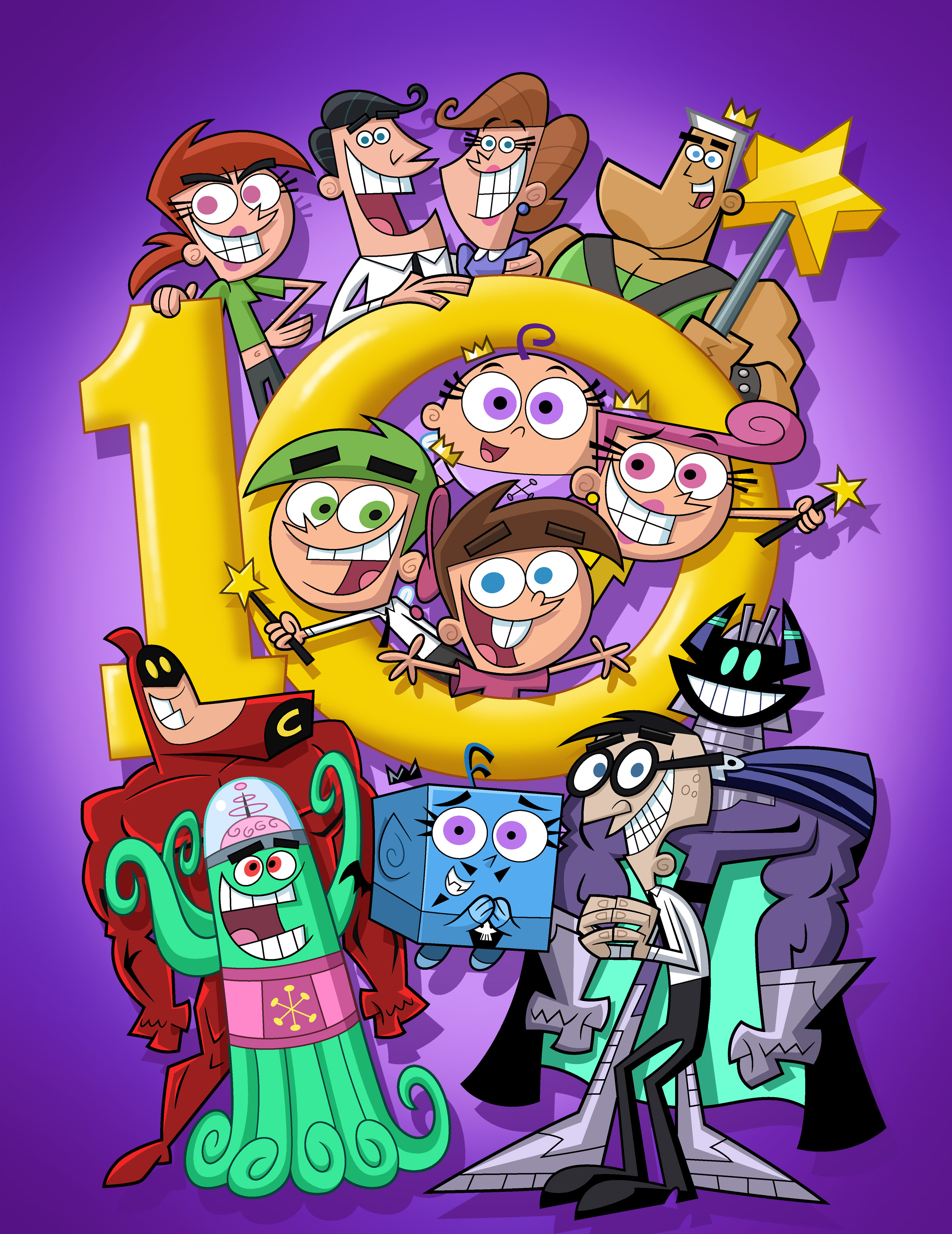 HQ The Fairly OddParents Wallpapers   File 1715.07Kb