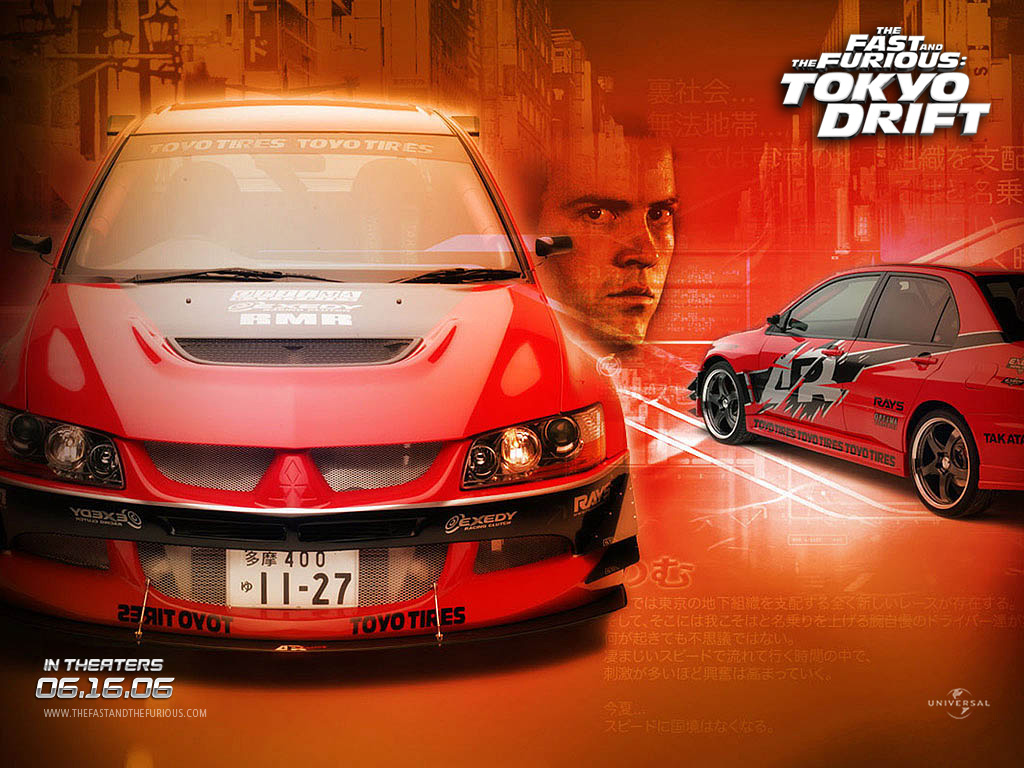 The Fast And The Furious Tokyo Drift Wallpapers Movie Hq The Fast And The Furious Tokyo Drift Pictures 4k Wallpapers 2019