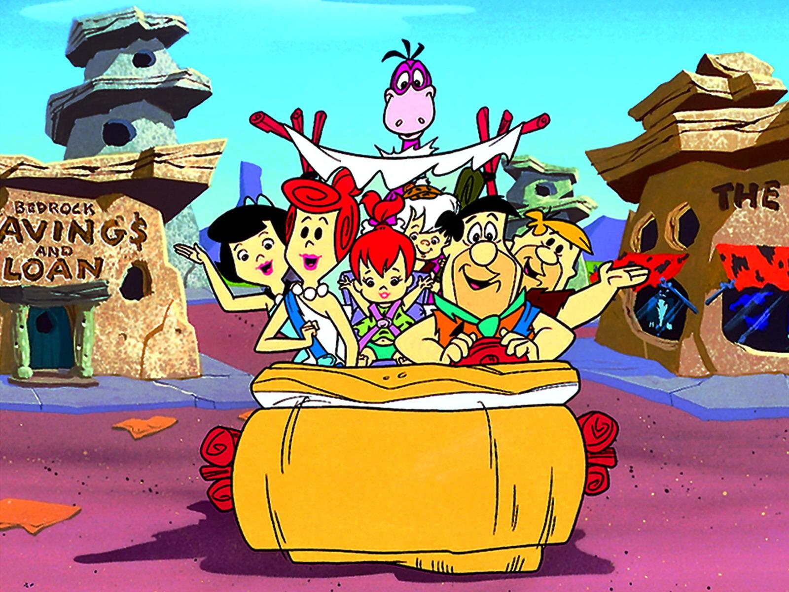 HQ The Flintstones Wallpapers | File 486.54Kb