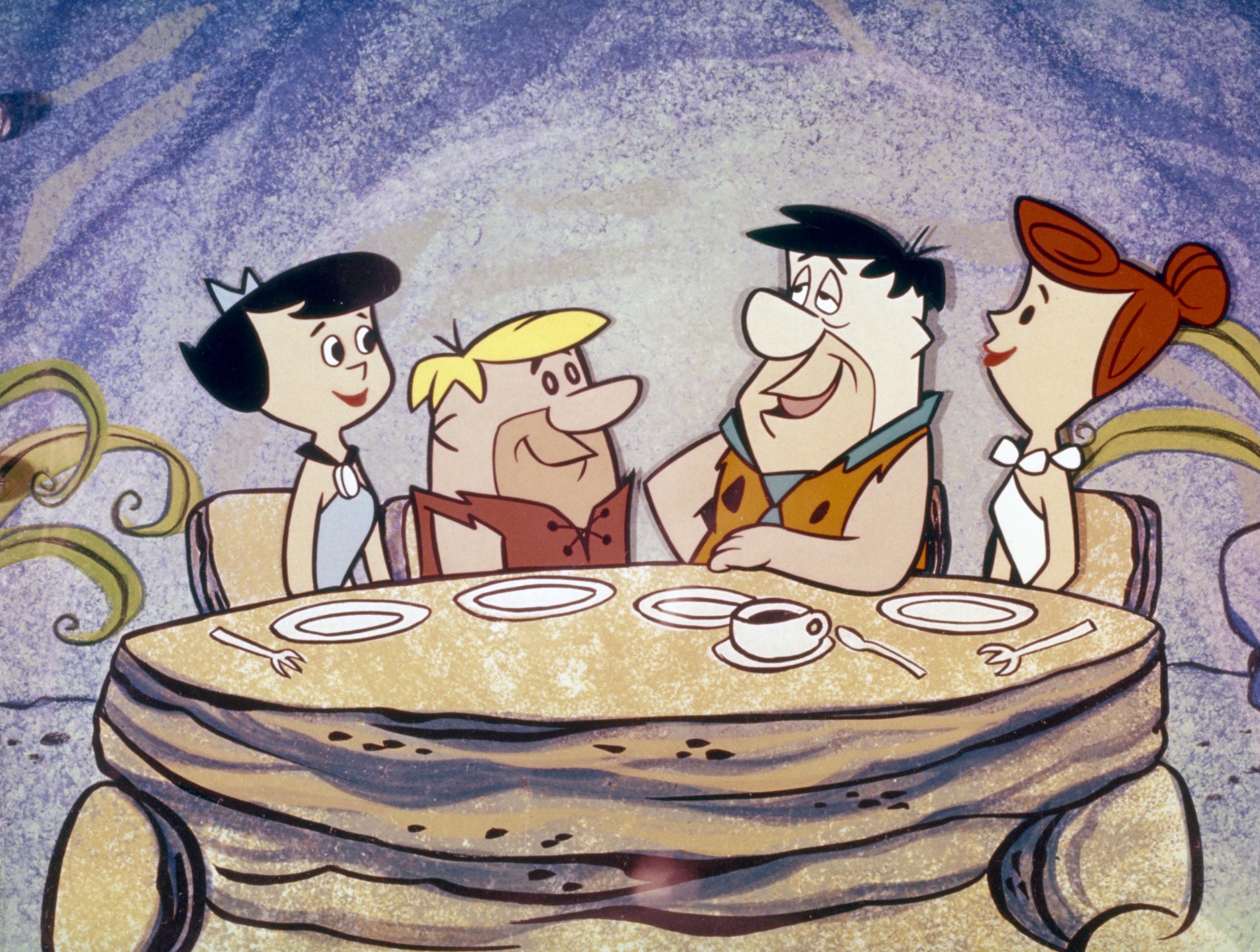 Nice Images Collection: The Flintstones Desktop Wallpapers