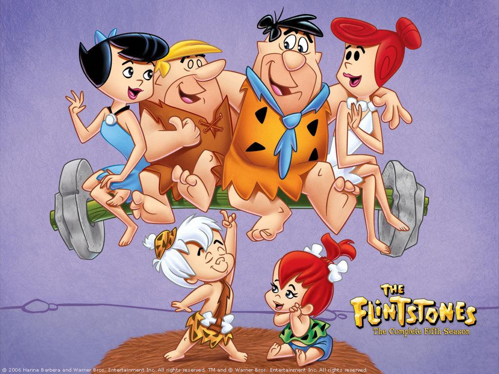 The Flintstones Backgrounds, Compatible - PC, Mobile, Gadgets| 1024x768 px