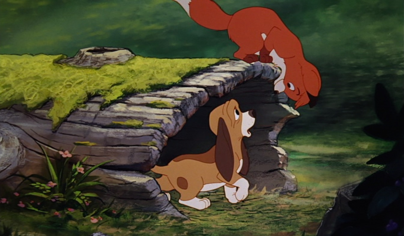 The Fox And The Hound Wallpapers Movie Hq The Fox And The Hound