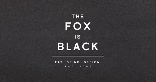 Nice Images Collection: The Fox Is Black  Desktop Wallpapers