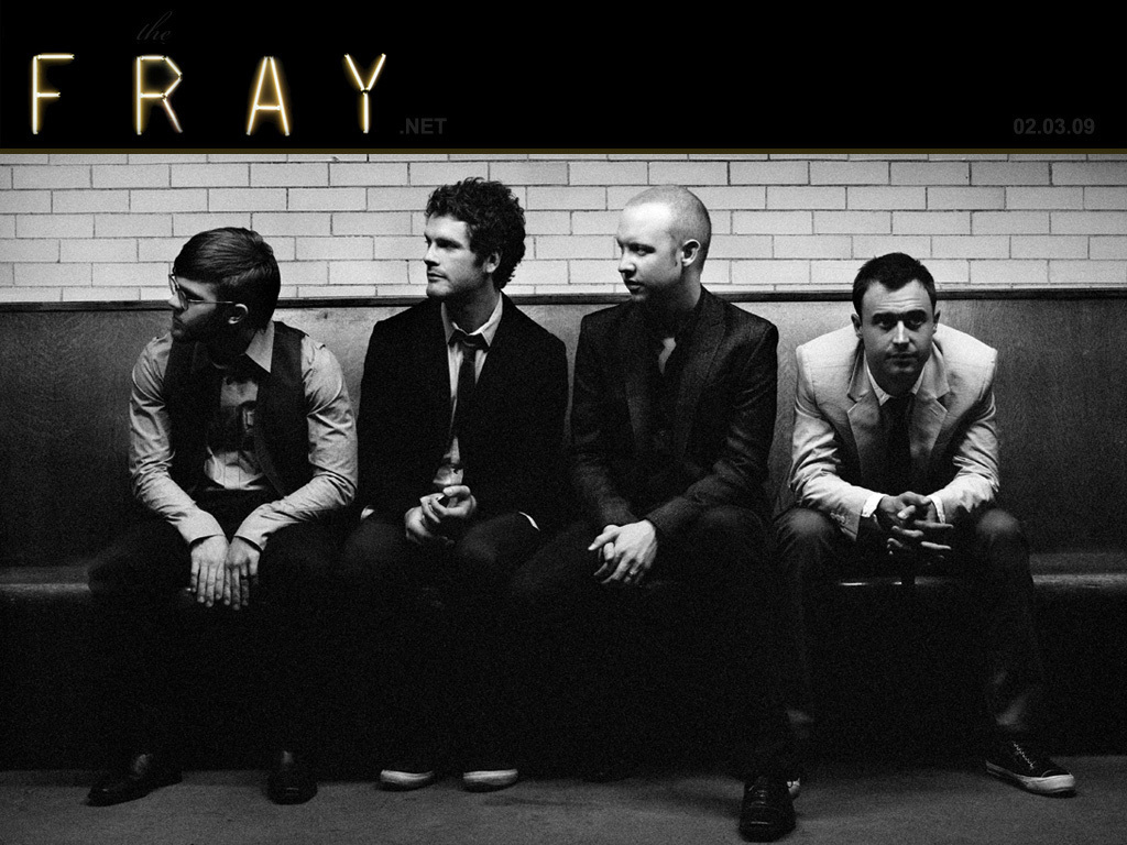 HQ The Fray Wallpapers | File 248.08Kb