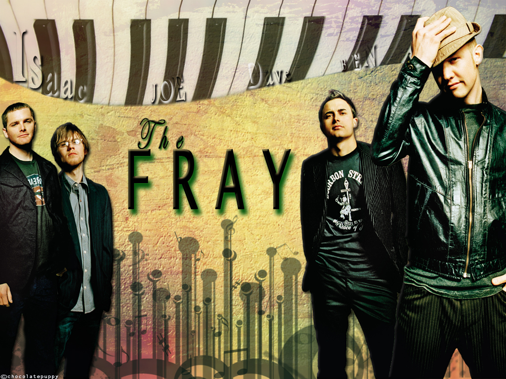 Nice Images Collection: The Fray Desktop Wallpapers