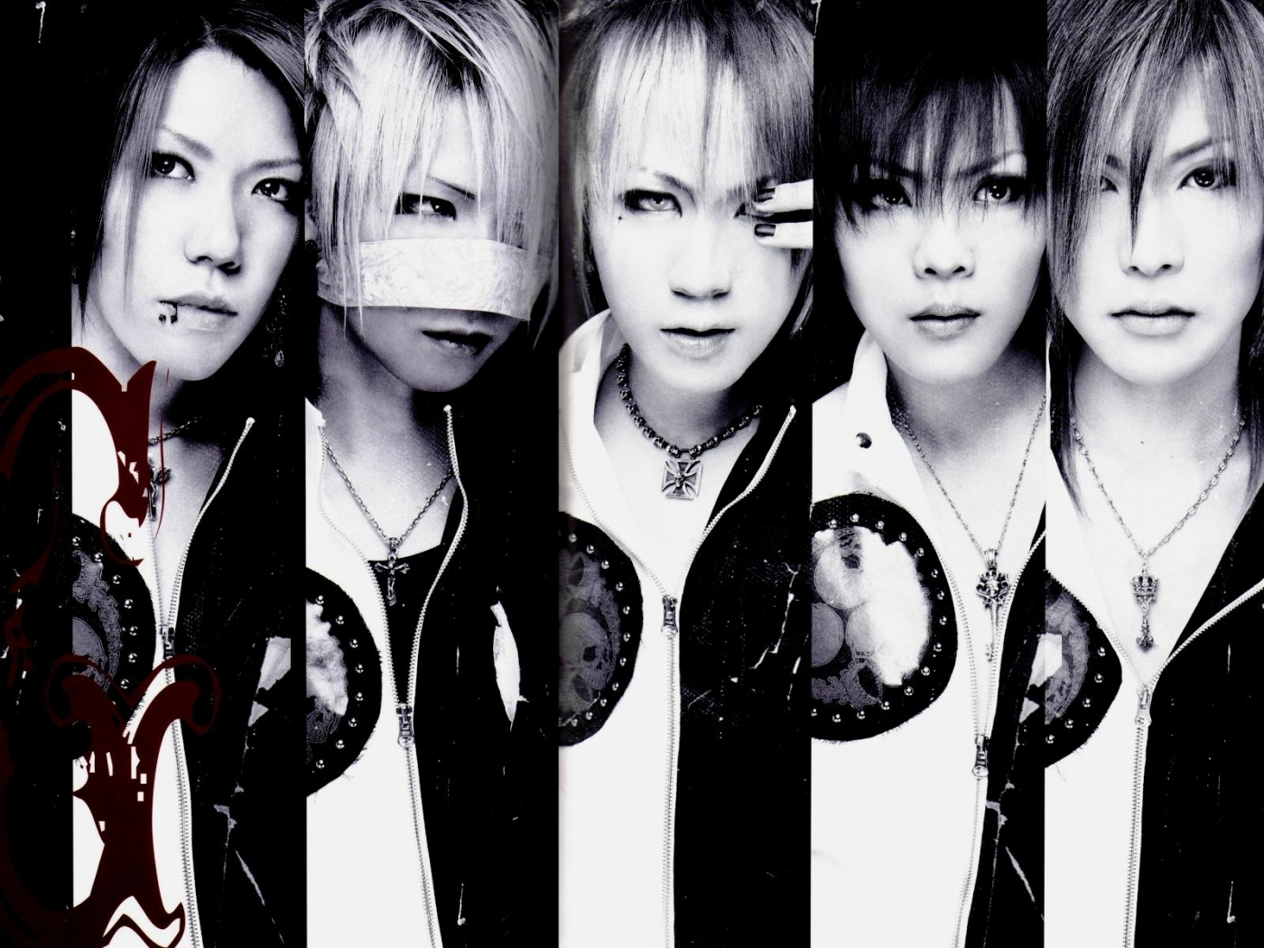The GazettE High Quality Background on Wallpapers Vista