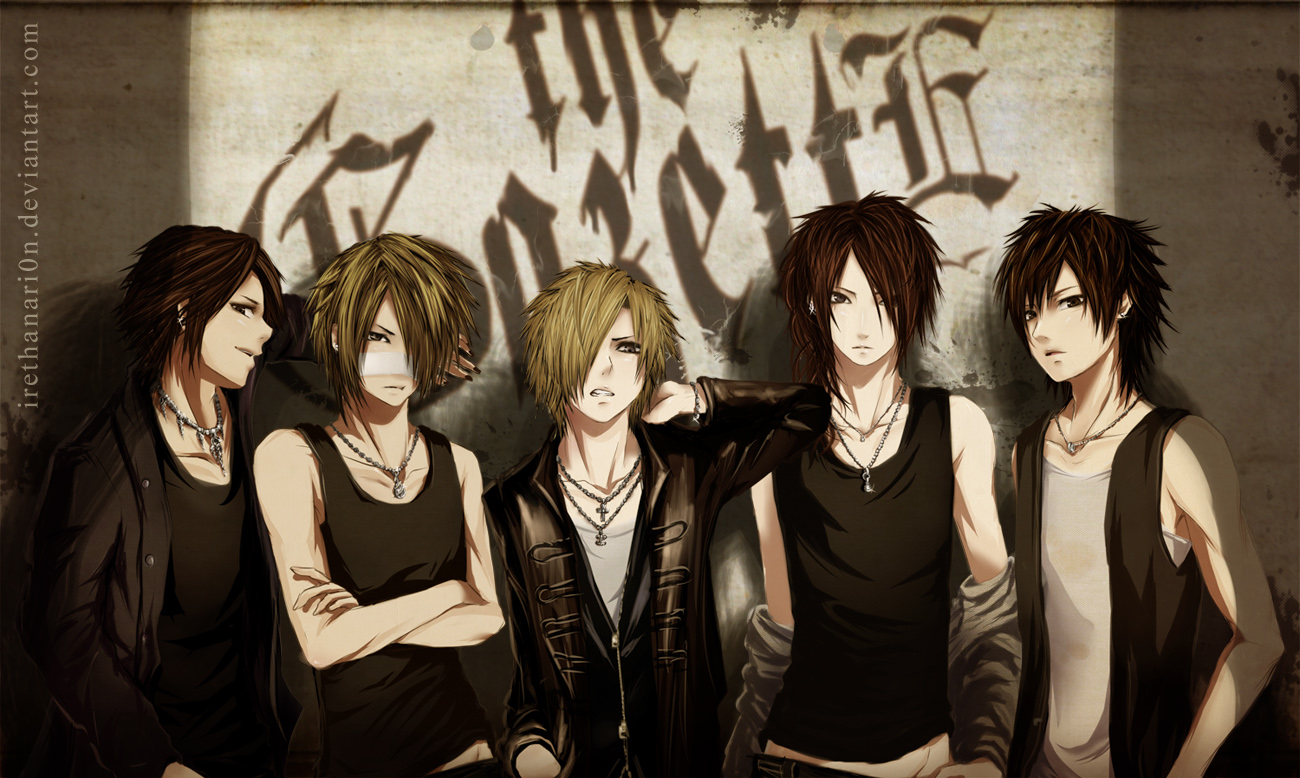 Nice wallpapers The GazettE 1300x778px