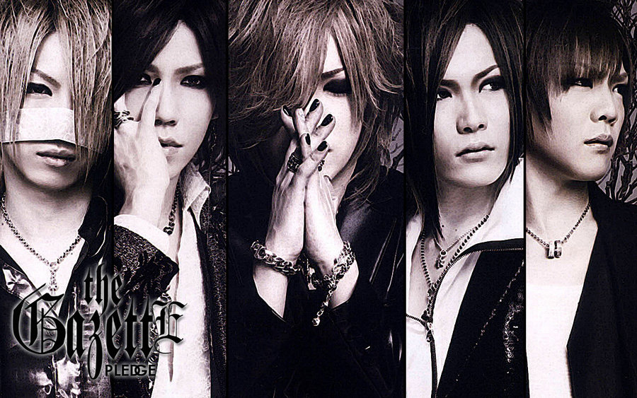HD Quality Wallpaper   Collection: Music, 900x563 The GazettE