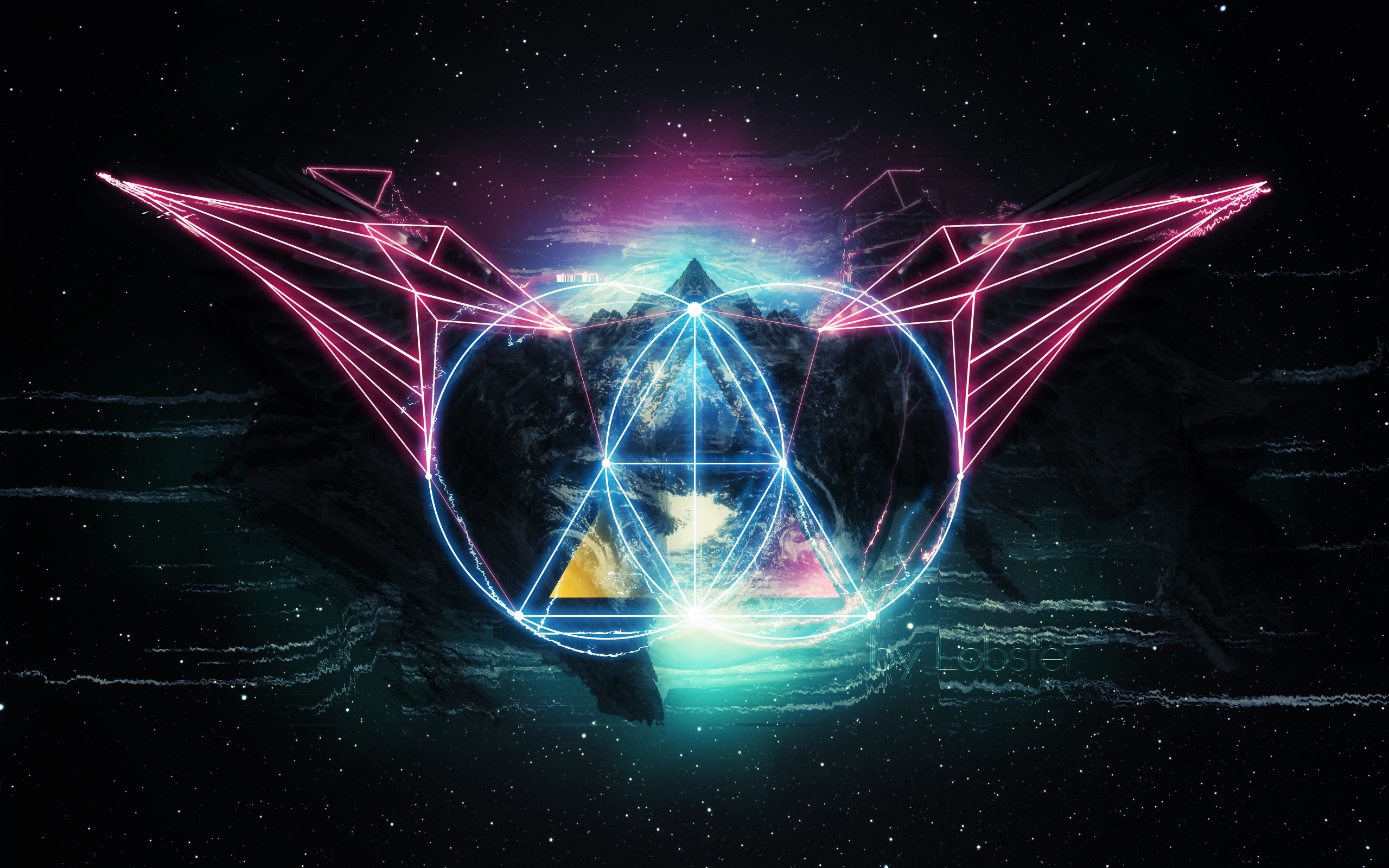 2560x1600 > The Glitch Mob Wallpapers