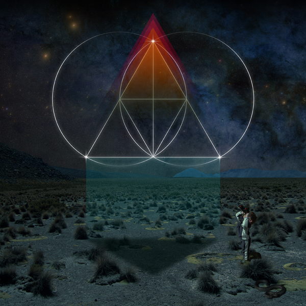 Nice wallpapers The Glitch Mob 600x600px