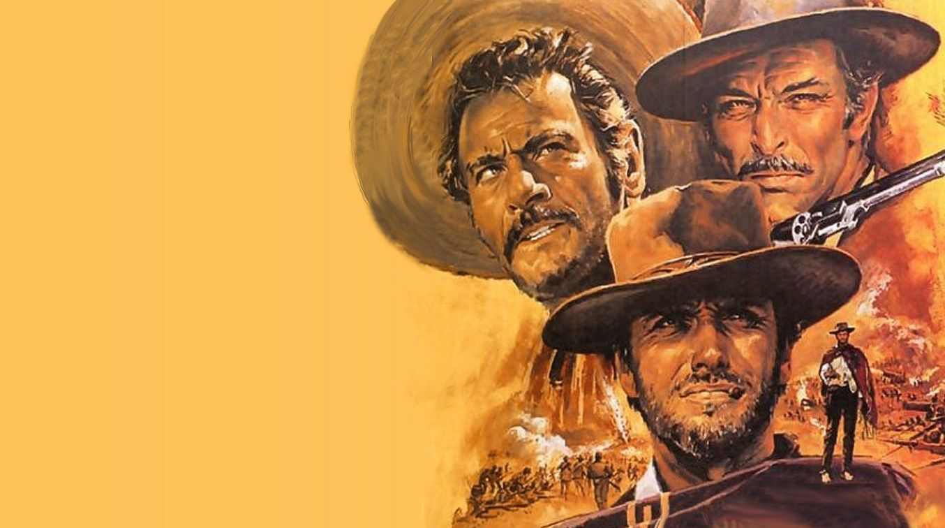 The good the bad /& the ugly #22 movie poster