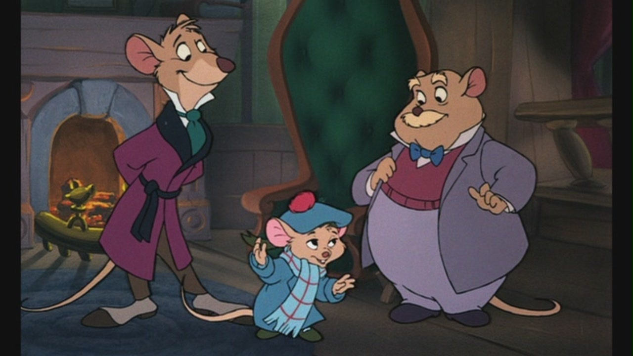 1280x720 > The Great Mouse Detective Wallpapers