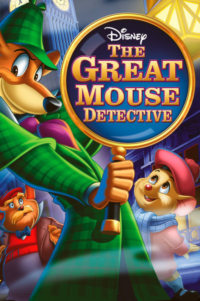 The Great Mouse Detective Backgrounds, Compatible - PC, Mobile, Gadgets| 400x600 px
