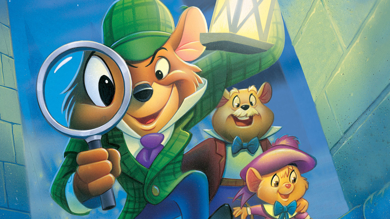 Images of The Great Mouse Detective | 1280x720