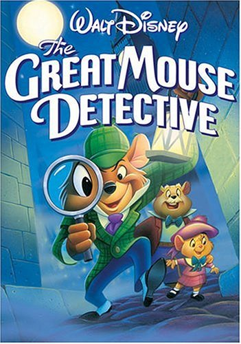 351x500 > The Great Mouse Detective Wallpapers