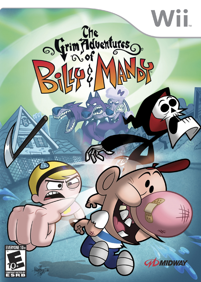 The Grim Adventures Of Billy & Mandy Backgrounds, Compatible - PC, Mobile, Gadgets| 640x899 px