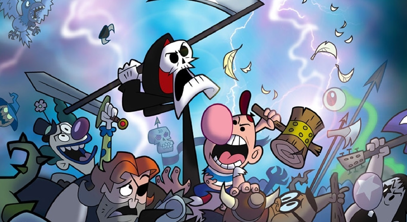The Grim Adventures Of Billy & Mandy High Quality Background on Wallpapers Vista